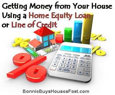 Using a Home Equity Loan or Line of Credit to Get Money from Your House | We Buy Colorado ...