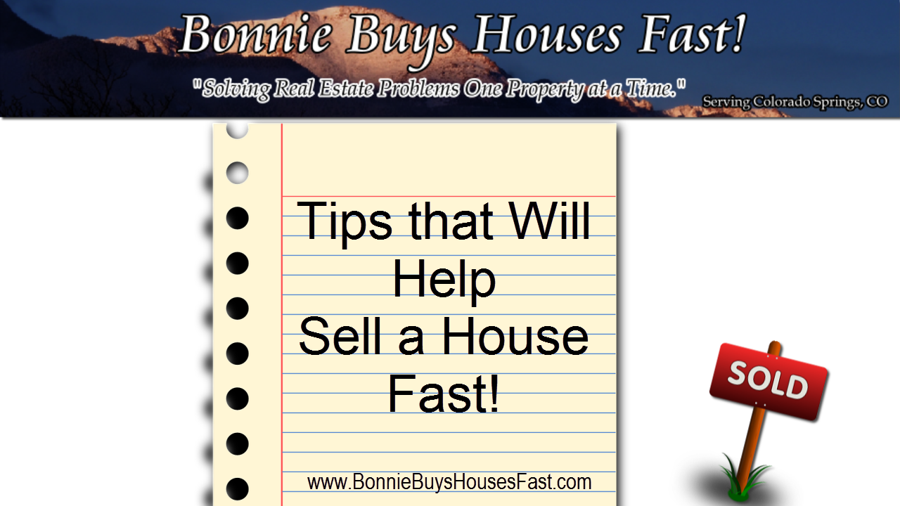when selling a house fast is important you found bonnie buys houses fast
