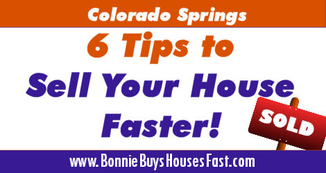 House Selling Tips to Help Sell Your Colorado Springs Home Faster on home business tips, home inspection tips, home packing tips, home security tips, home design tips,