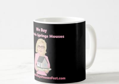 Bonnie Buys Houses Fast Coffee Mug