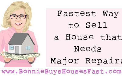 How to Sell a House Fast that Needs Major Repairs