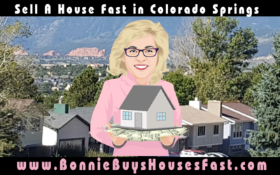 Sell A House Fast in Colorado Springs